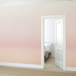 Décor mural - Sandberg - Skymning - Light pink