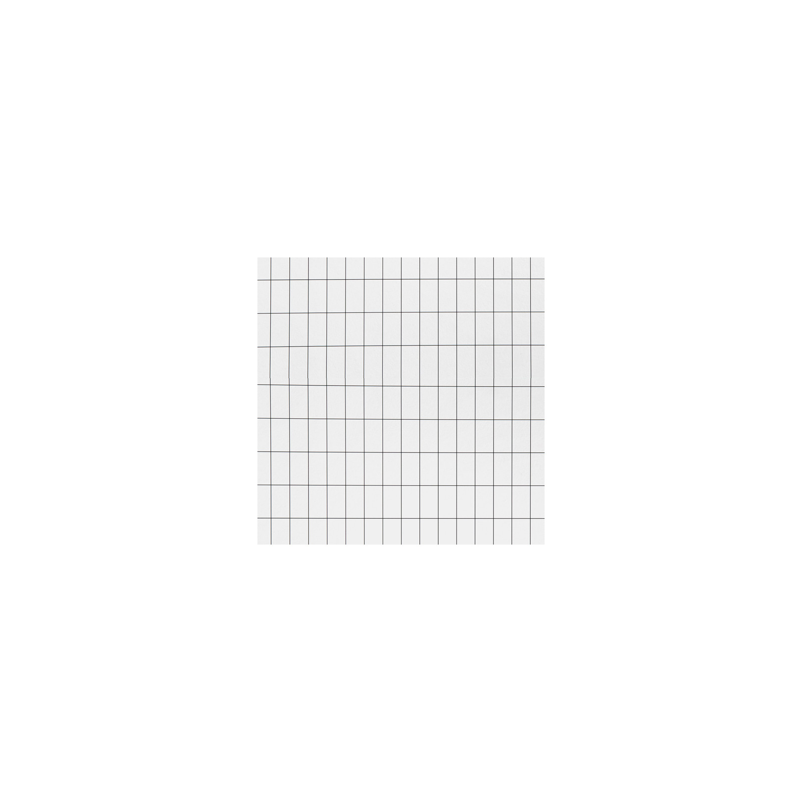 Papier peint - Ferm Living - Grid - Black/White