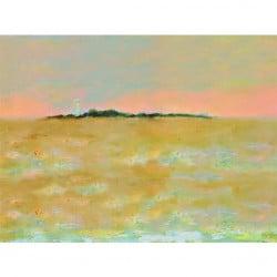 Papier peint - Geneviève Lévy Edition - Isla Lejana - Multicolore