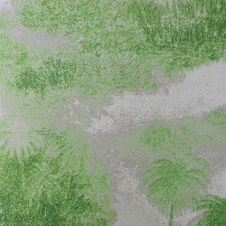Papier peint - Matthew Williamson - Cocos - Green