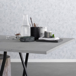 Papier peint - Sandberg - Kalk - Light grey