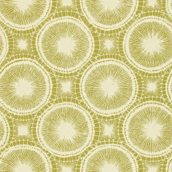 Papier peint - Scion - Tree Circles - Thyme and Champagne