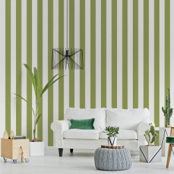 Papier peint - Sandberg - Color Swatch - Green