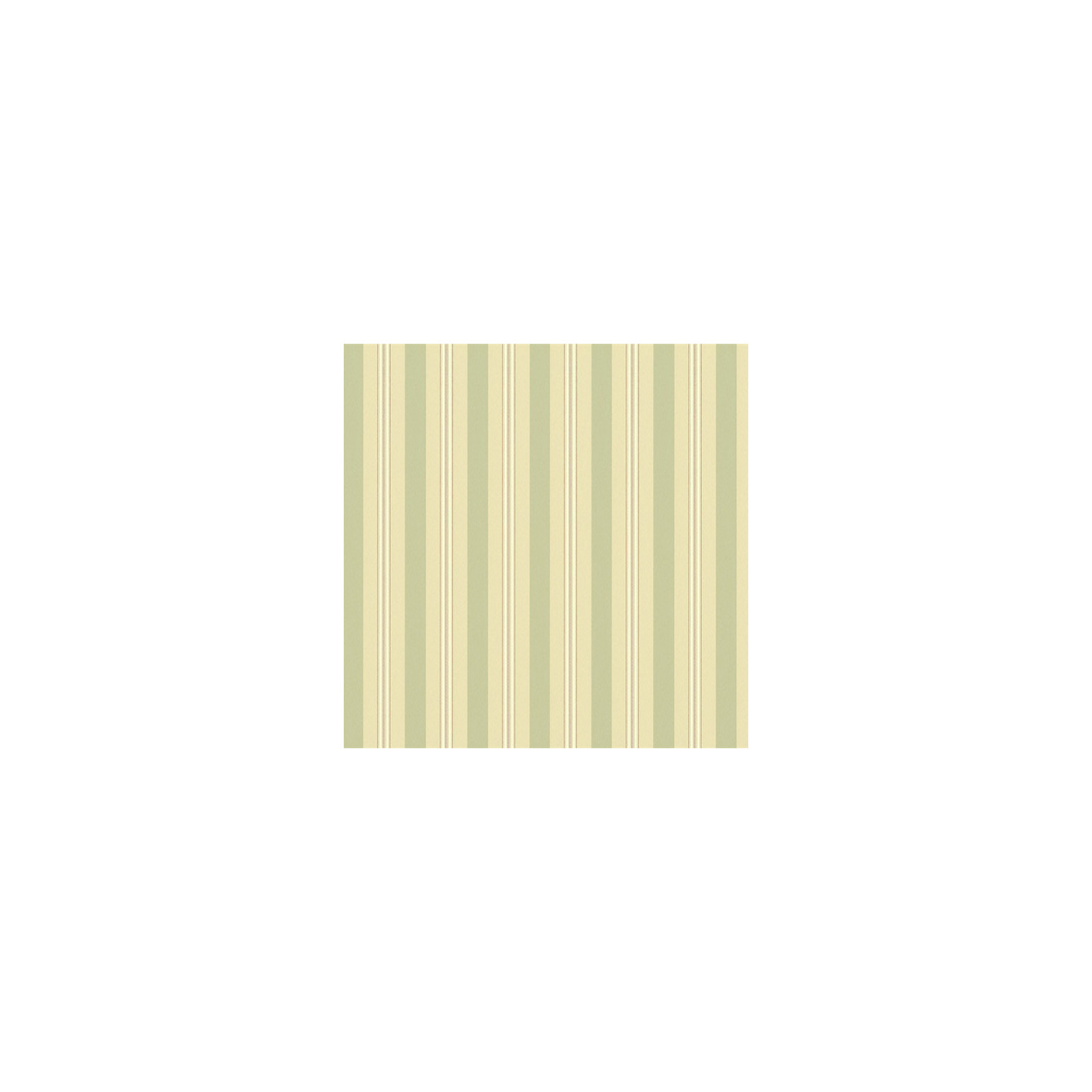 Papier peint - Thibaut - Kensington Stripe - Black on Taupe