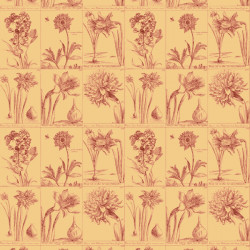 Papier peint - Thibaut - Prints - Red