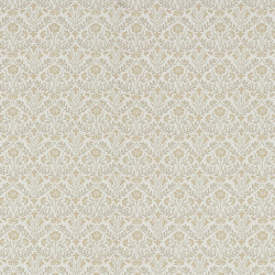 Papier peint - Morris and Co. - Morris Bellflowers - Linen/Cream