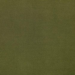 Tissu - Cole and Son - Colour Box Velvet - Olive Green