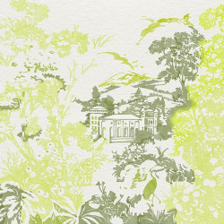 Décor mural - Coordonné - Neo - Tapestry - Lime