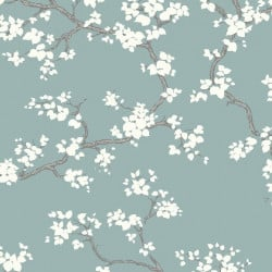 Papier peint - York Wallcovering - Branches - Mineral