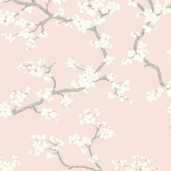 Papier peint - York Wallcovering - Branches - Blush