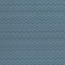 Papier peint - Missoni Home - Zig Zag - Blue