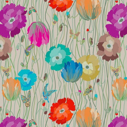 Papier peint - Missoni Home - Poppies - Day