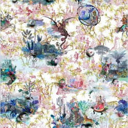 Décor mural - Christian Lacroix - Reveries - tomette