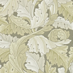 Papier peint - Morris and Co. - Acanthus - Stone