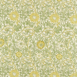 Papier peint - Morris and Co. - Pink and Rose - Cowslip/Fennel