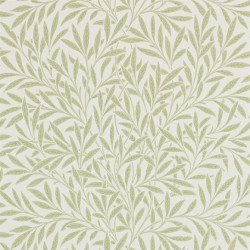 Papier peint - Morris and Co. - Willow - Olive