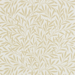 Papier peint - Morris and Co. - Willow - Buff