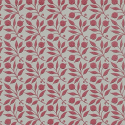 Papier peint - Morris and Co. - Rosehip - rose