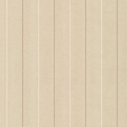 Papier peint - Cole and Son - Epsom Stripe - Cream, White & Gold