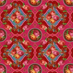 Décor mural - Eijffinger - Pip Studio 2-15 - multicolore/rouge/rose