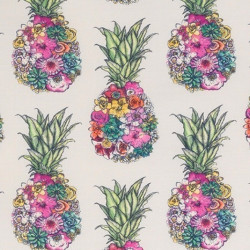 Tissu - Matthew Williamson - Ananas - Multi