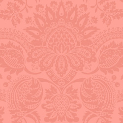 Papier peint - Cole and Son - Dukes Damask - Rose