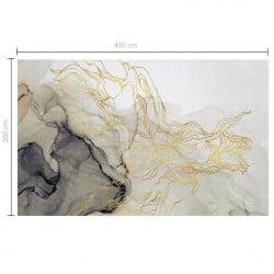 Revêtement mural - Coordonné - Aurora Borealis