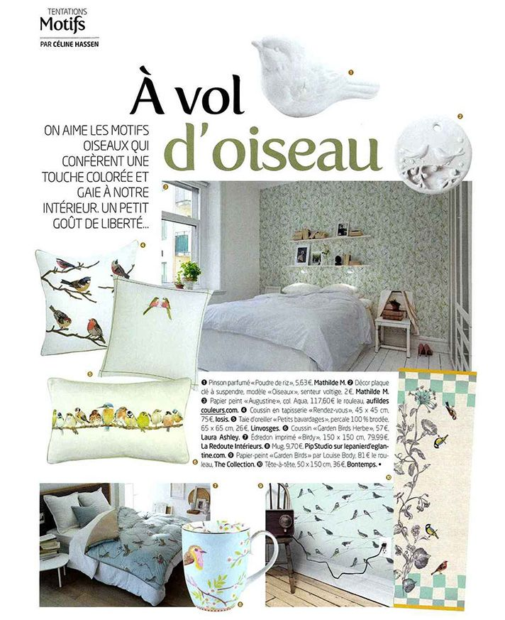 maison de campagne juillet ao t 2016 blog au fil des couleurs papiers peints et d cors muraux. Black Bedroom Furniture Sets. Home Design Ideas