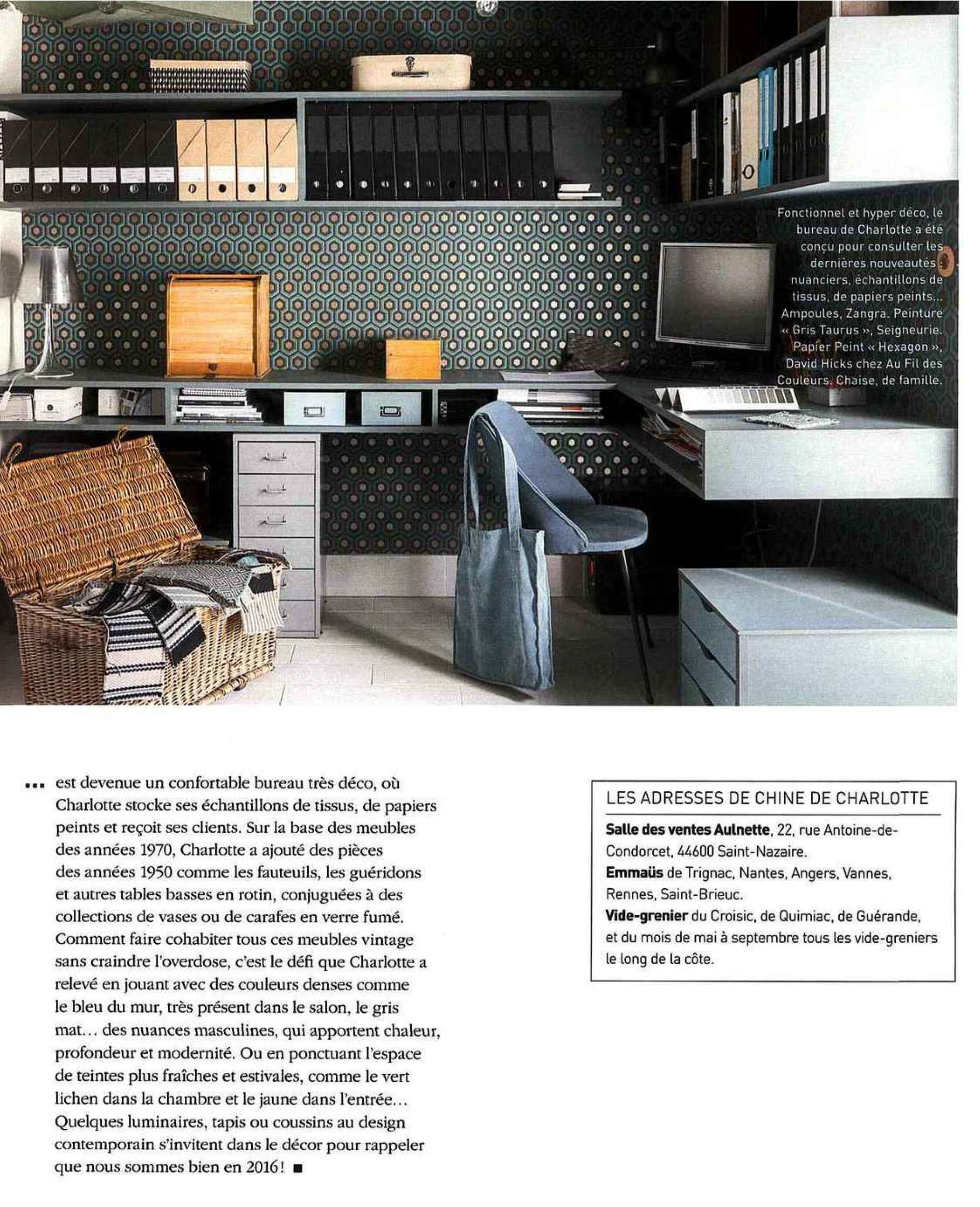 art et d coration mai juin 2016 blog au fil des couleurs. Black Bedroom Furniture Sets. Home Design Ideas