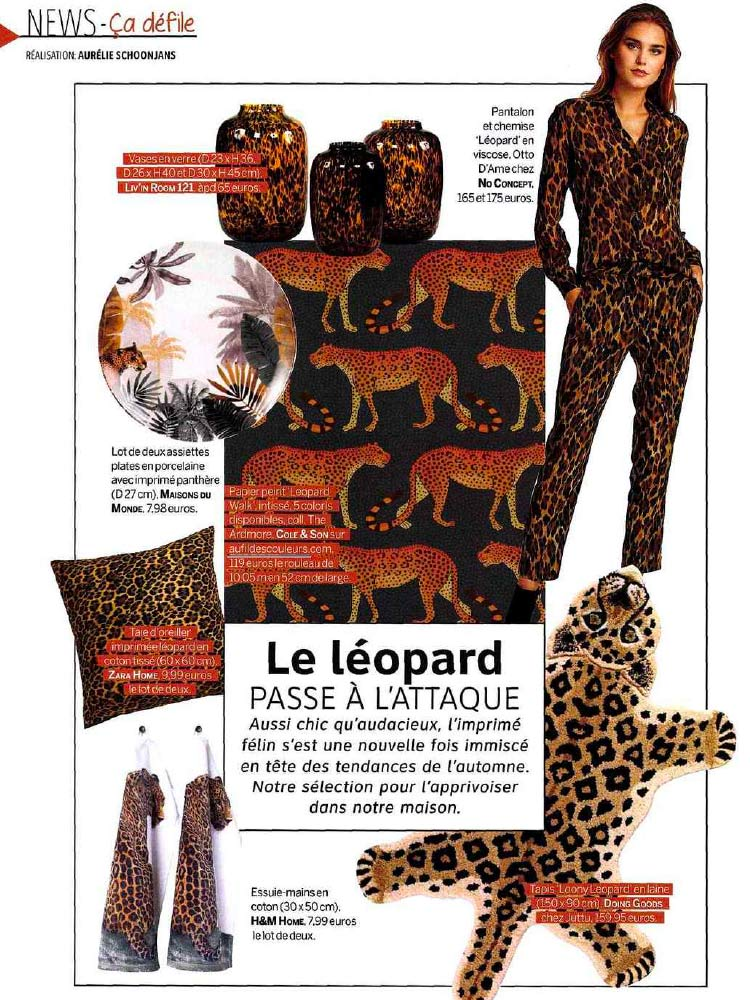 deco-idees-octobre-2018-leopard-walk-cole-and-son