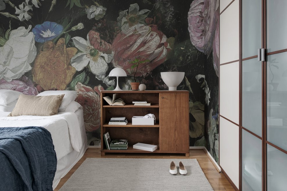 Blooming - Collection Palette - Rebel Walls