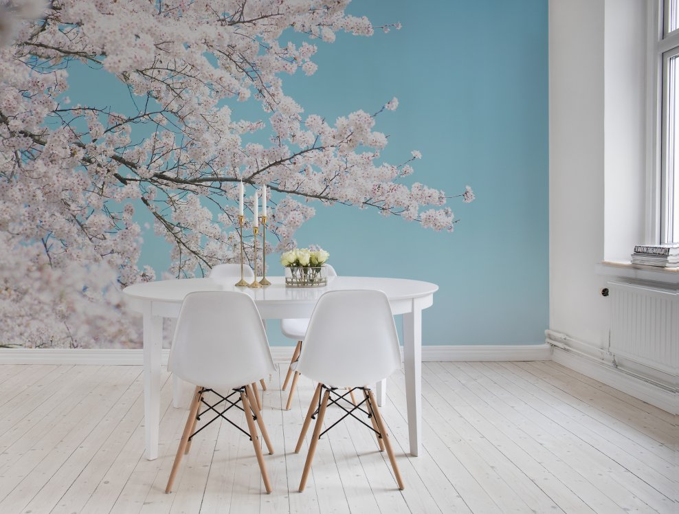 Cherry Tree - Collection Palette - Rebel Walls