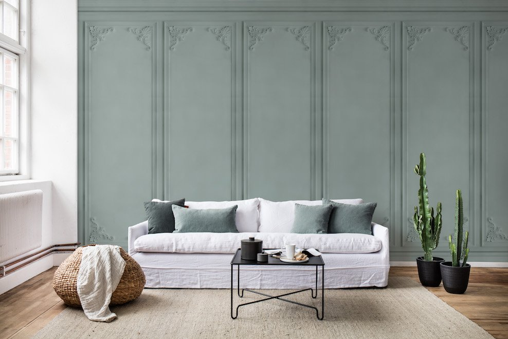 French Panels - Collection Palette - Rebel Walls