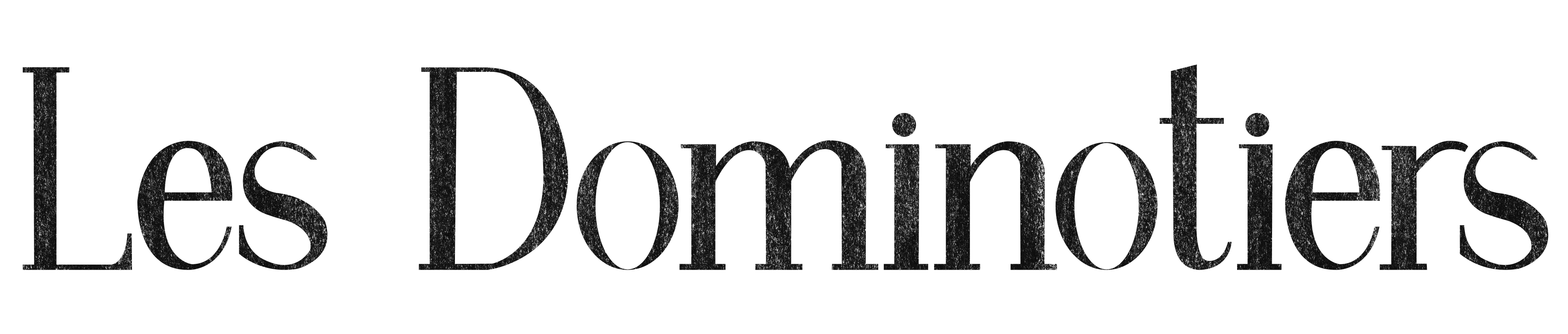 Les Dominotiers - Logo