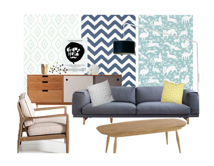 la tendance mix and match blog au fil des couleurs. Black Bedroom Furniture Sets. Home Design Ideas