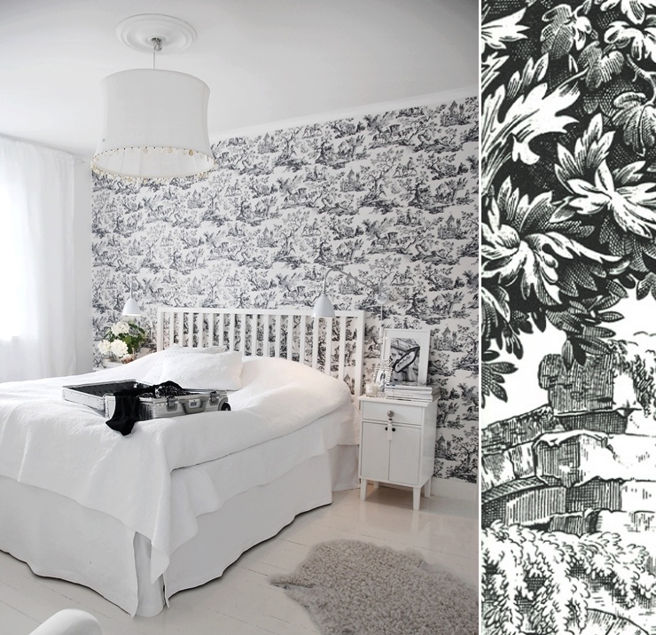cotillon toile picadilly thibaut